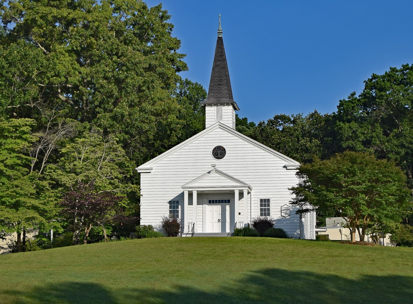 My Old Country Church