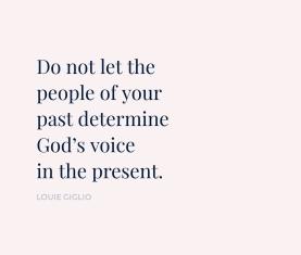 Louie Giglio Quote
